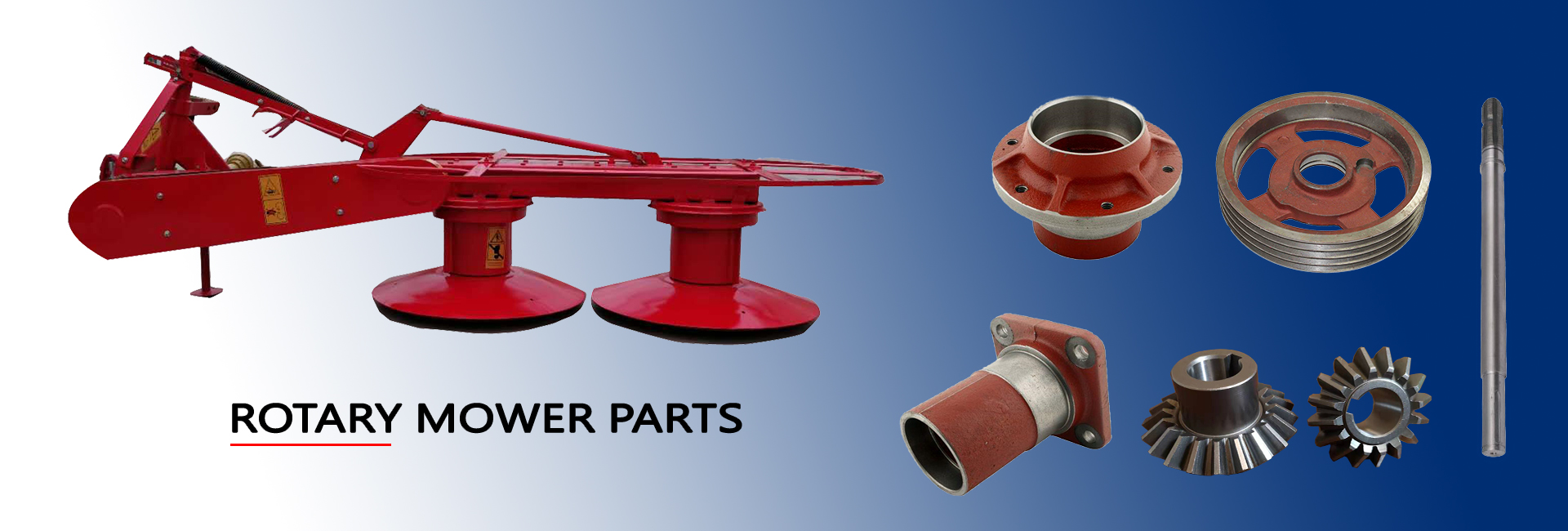 Rotary Mower Parts Z-069