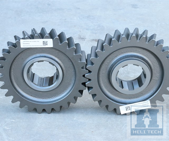Customized Truck Spare Parts High Gear Cylindrical Gear