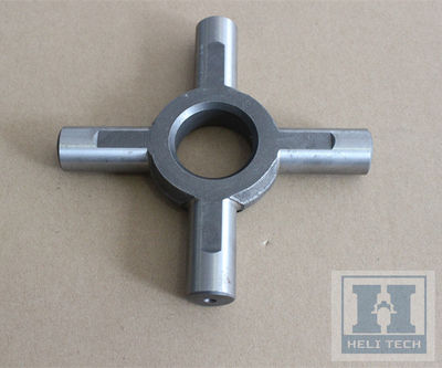 Custom Forging Spider Part CNC Machining To Drawing