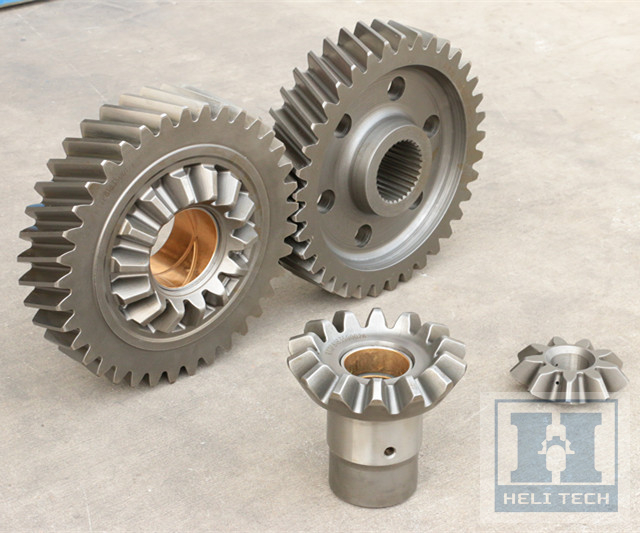 OEM Precision Forging Bevel Gear To Drawing